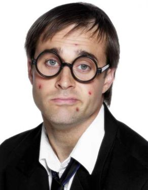 Joke Schoolboy Glasses
